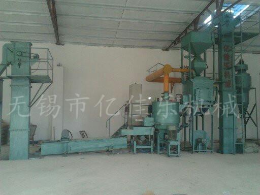 覆膜砂生产线(电热炉)
